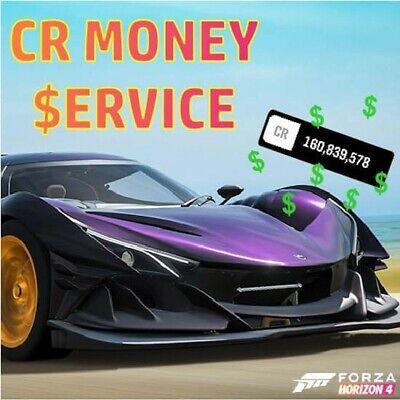 40 Million Forza horizon 4 Credits read Description