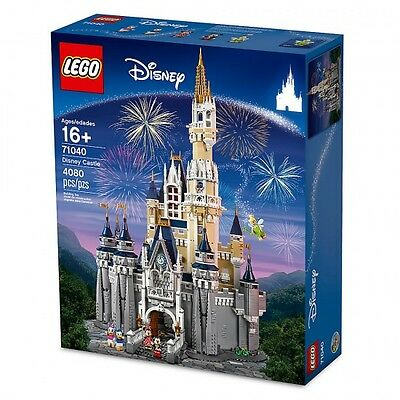LEGO The Disney Castle (71040) Princess - BRAND NEW - UNOPENED - READY TO SHIP!