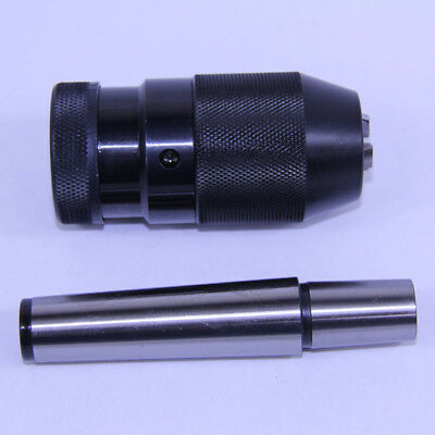 132-12 6jt Pro-series Keyless Drill Chuck Jt6-2mt Taper Arbor Mt2 Cnc