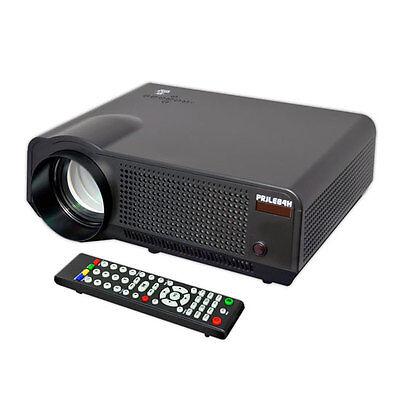 Pyle Prjle84h High-definition Projector Hdmi/s-video/vga/...