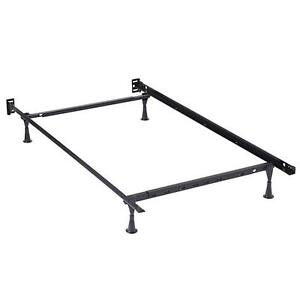 Brand new double metal bed frame   Still in box  I paid 67.80