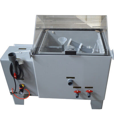 Salt Water Spray Chamber Machine For Astm B117 Corrosive Fog Test 110l