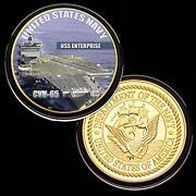 USS Enterprise Coin