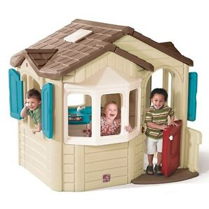 Step 2® Naturally Playful Welcome Home Playhouse