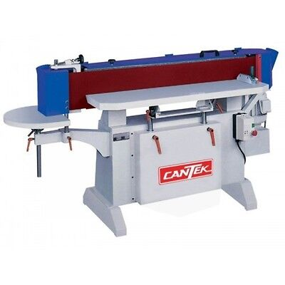 New Cantek Pw120e Oscillating Edge Sandersale