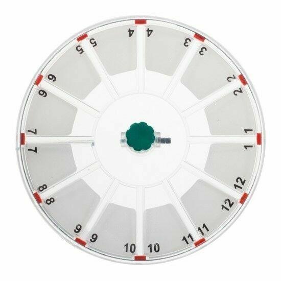 NEW ! LWS 12 x 40mm Hematocrit Rotor for ZipCOMBO Centrifuge, ZCP-RT12-77HE