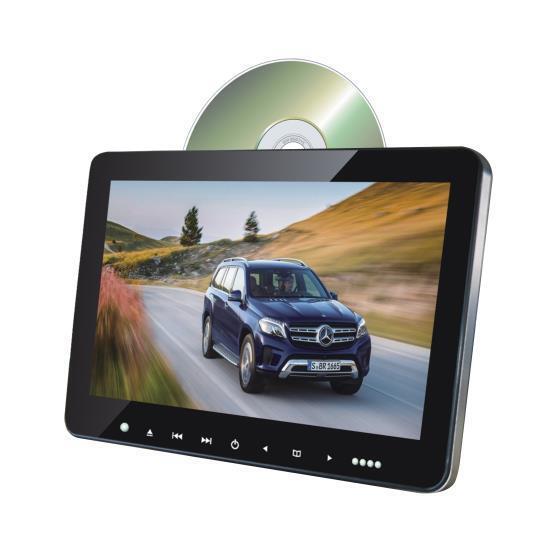 Pyle PLHRDVD103 Vehicle Headrest Mount CD/DVD Player - Car V