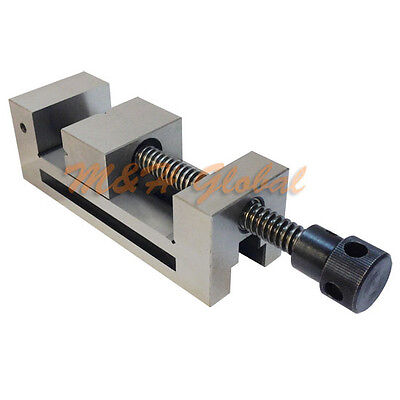 Precision Toolmakers Vise 2-38 Jaw Width And 3-38 Jaw Opening