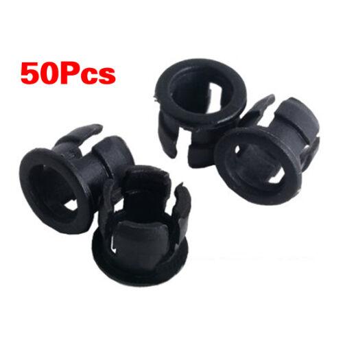 50 pz BASE MONTANTE PORTALED PORTA LED 5MM IN PLASTICA C9L3