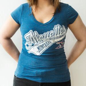T-shirt pour femme des Alouettes t-shirt for women (neuf/new)