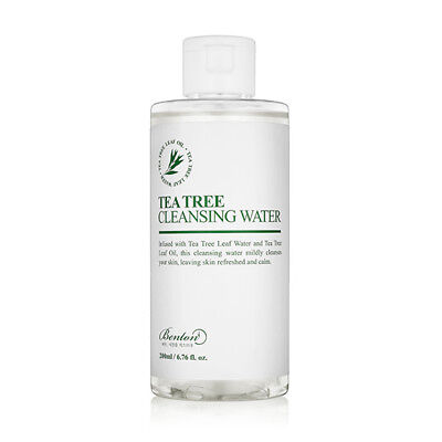 BENTON / Tea Tree Cleansing Water 200ml / Free Gift / Korean Cosmetics