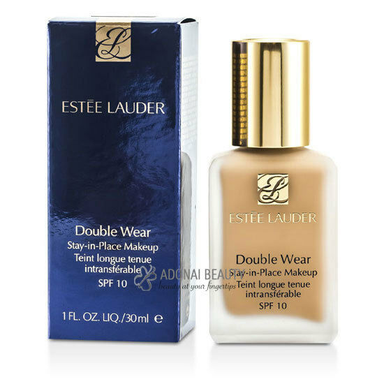 Estee Lauder DOUBLE WEAR STAY IN PLACE #37 TAWNY 3W1 SPF10 Foundation Makeup