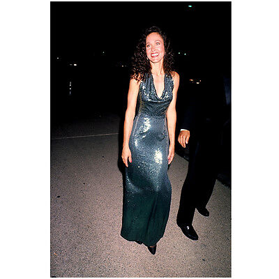 Erin Gray Looking Beautiful in Sparkle Gown 8 x 10 Inch Photo