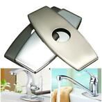 Decorative Faucet Base Hole Cover Deck Plate for Kitchen ...