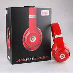 Brand New SEALED Beats by Dr. Dre Studio Over-Ear Noise Cancelli