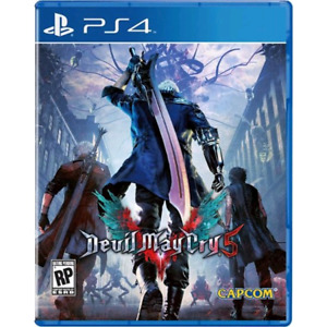 WANTED: DEVIL MAY CRY 5 PS4