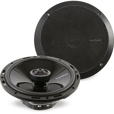 """ROCKFORD FOSGATE PUNCH 220W 6.5"""" 2-Way Coaxial Car Stereo Speakers 