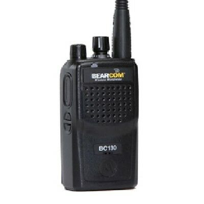 Marine Programmed Motorola Mag One or BC130 VHF 5 Watt 8 Channel Radio Handheld  (Motorola Mag One Radio)