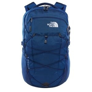 bcdcdfb82 The North Face Borealis Backpack - Flag Blue Light Heather/tnf White
