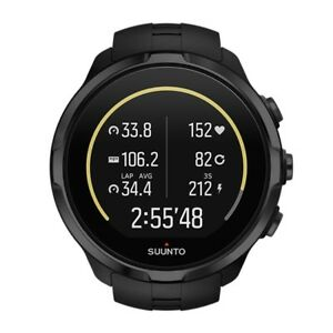 Suunto Spartan Sport Wirst HR GPS-Sportuhr - Schwarz (SS022662000) günstig kaufen