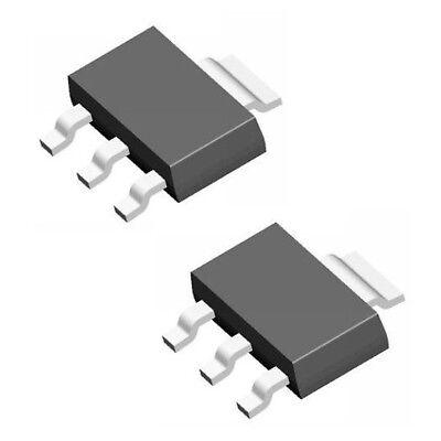 On Semi Pzt3904t1 Npn 40v 200ma 300mhz Sot-223 Transistor New Quantity-100