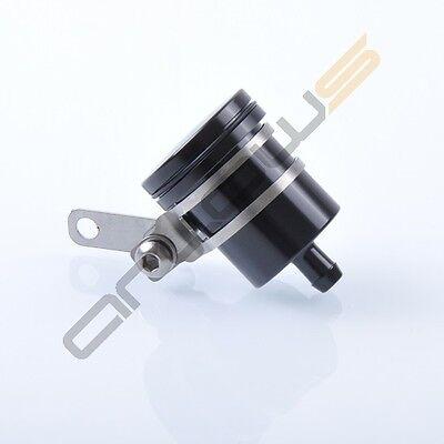 Aluminium Bremsflüssigkeitsbehälter KLEIN SCHWARZ eloxiert