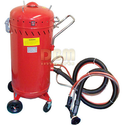 28 Gallon Sand Blaster Abrasive Sandblaster With ...