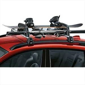 Bmw Ski >> BMW Ski Rack   eBay