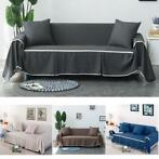 4-zits bankstoel Couch Covers Hoes Protector Linnen Stof ...
