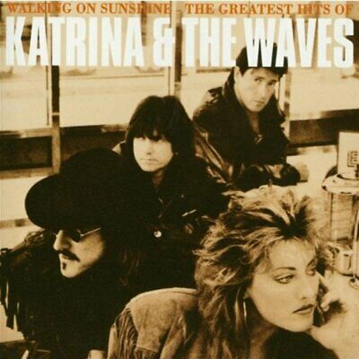 Katrina & The Waves - Walking On Sunshine - The G... CD...