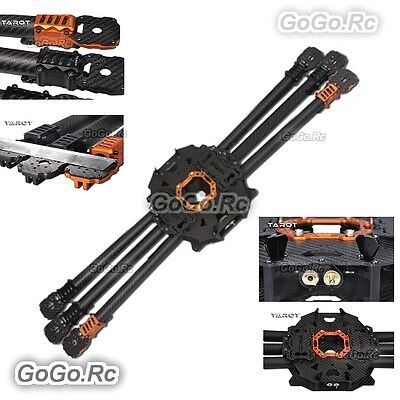 Tarot T810 folding 6 six axis Carbon Rack Frame Multiortor Drone  - TL810A