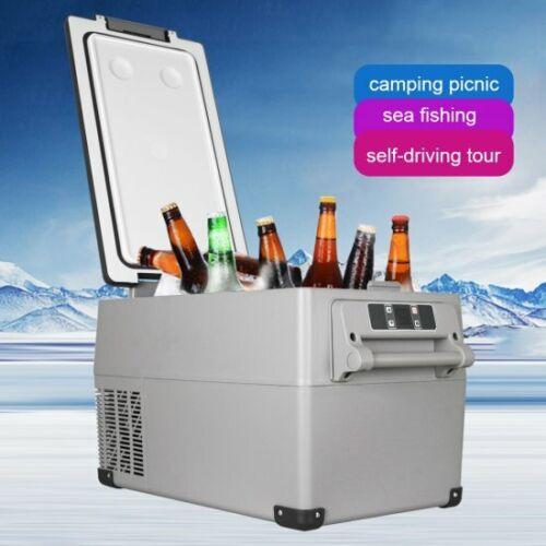 37 Quart (35 Liter) Portable Refrigerator With APP Temperature Control Function