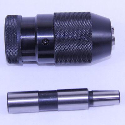132-38 2jt Pro-series Keyless Drill Chuck Jt2-12 Straight Shank Arbor Cnc