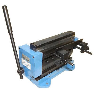 Compact Manual 8 Mini Shear Metal Brake Bender Cutter Cutting Combo 18 20 Gauge
