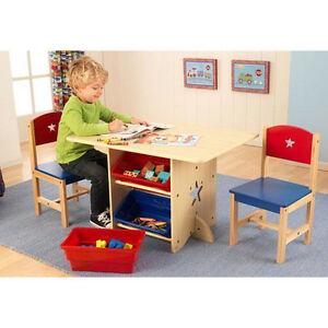 Table et chaise enfant/ KidKraft Table and chair set
