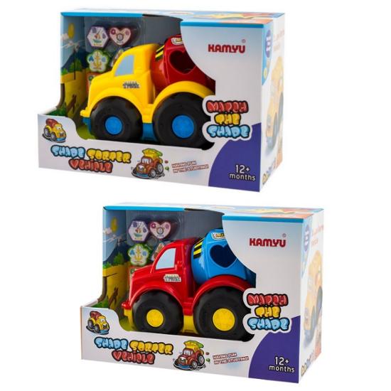 Kinder Spielzeug LKW Betonmischer Baustelle Baustellenfahrzeug Motorik  **TOLL**