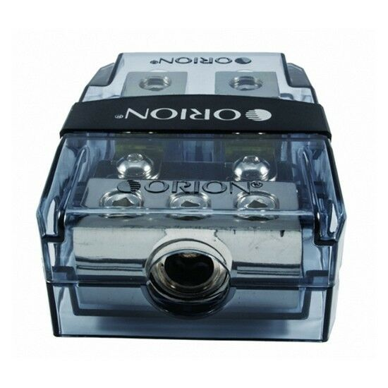 Orion OWFHM30204 Nickle Finished Mini ANL Power Distribution Block