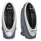 Portable Evaporative Air Cooler KuulAire 3 Fan Speeds Cools 200 sq. ft.