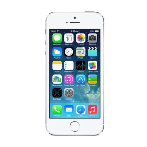 "Apple iPhone 5S 32GB ""Factory Unlocked"" iOS 4G LTE Smartphone"
