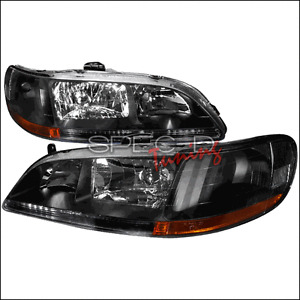 Aftermarket JDM style headlight housings
