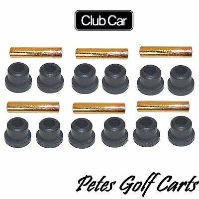 Club Car Golf Cart Rear Leaf Spring Bushing Set Carryall DS Turf 2 Models 1982+