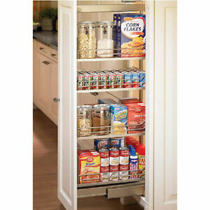 NEW: HAFELE FULL EXTENSION PANTRY PULL-OUT
