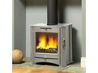 Wood burning stove new