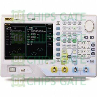 1pcs New Rigol Dg4162 Functionarbitrary Waveform Generator 160mhz 500msas 14