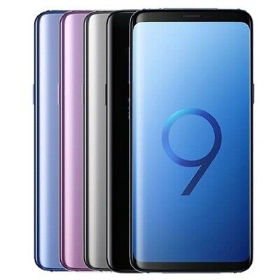 Samsung Galaxy S9 Plus (SM-G965F) 64GB Unlocked Various Colours
