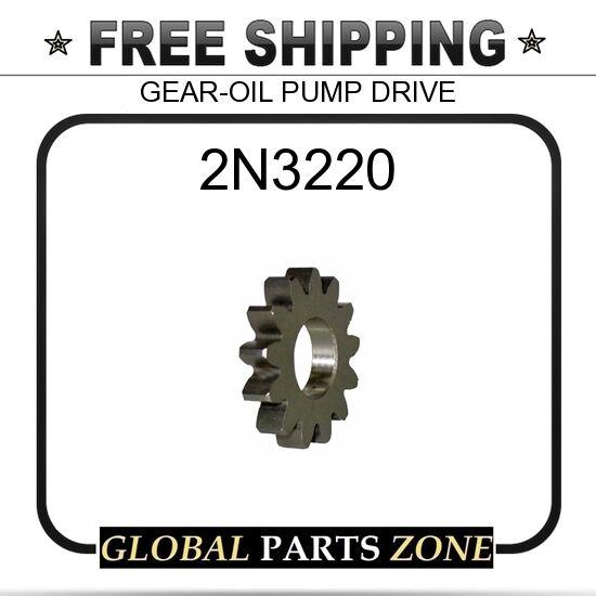 2N3220 - GEAR-OIL PUMP DRIVE  for Caterpillar (CAT)
