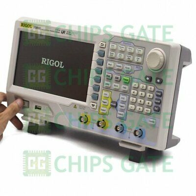 1pcs New Rigol Functionarbitrary Waveform Generators Dg4062 60mhz 500msas 14