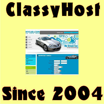 Established Adsense Auto Classifieds Online Business Website For Sale