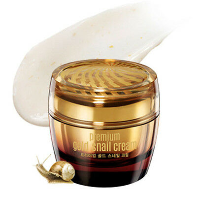 Goodal Premium Gold Snail Cream 50ml Anti Wrinkle Elasticity Moisturizing Korea