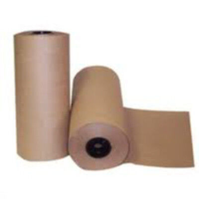 4 Brown Kraft Paper Rolls Size 750mm x 225m Postal Parcel Mailing Wrapping